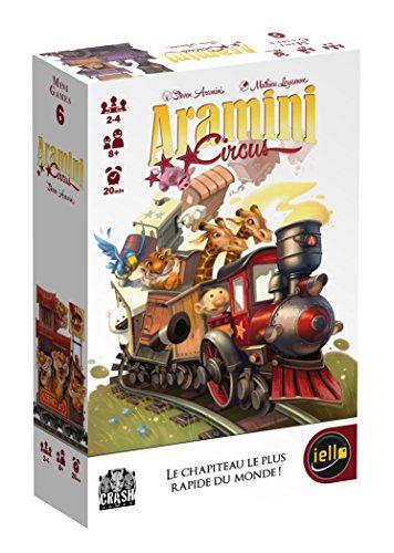 Aramini Circus : Le chapiteau le plus rapide du monde !