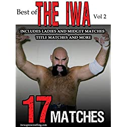 Best Of The IWA Vol 2