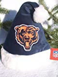 CHICAGO BEARS BABY INFANT STADIUM SANTA HAT 0-6 MONTHS at Amazon.com