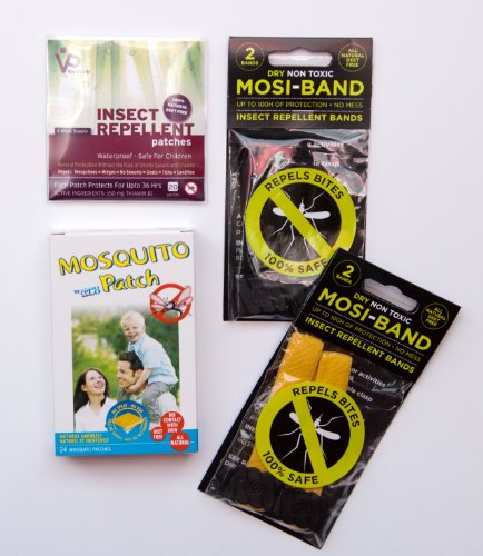 The Ultimate Insect & Mosquito Repellent Kit - Deet Free, Natural