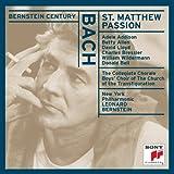 Bach: Saint Matthew Passion, BWV 244