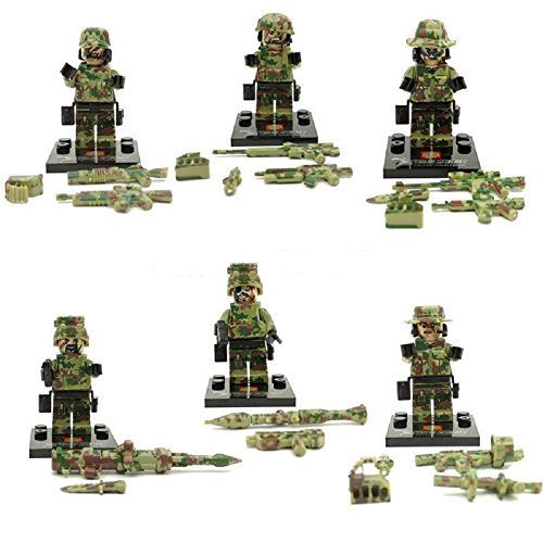US Special Operations Forces Jungle Set