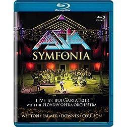 Symfonia - Live In Bulgaria 2013 [Blu-ray]