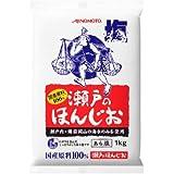味の素 瀬戸のほん塩 1kg