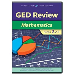 GED Review - Mathematics Steps 1-2-3
