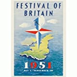 Festival of Britain Print