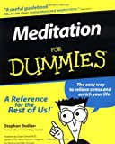 Meditation for Dummies (0764551167) by Bodian, Stephan