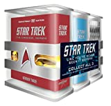 Cover art for  Star Trek: The Complete Original Series DVD (Seasons 1-3)