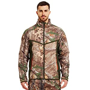 Under Armour Mens ColdGear® Infrared Ridge Reaper® Primaloft® Jacket by Under Armour