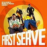 First Serve [VINYL] De La Soul's Plug 1 & Plug 2 present First Serve