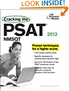 Cracking the PSAT/NMSQT, 2013 Edition (College Test Preparation)