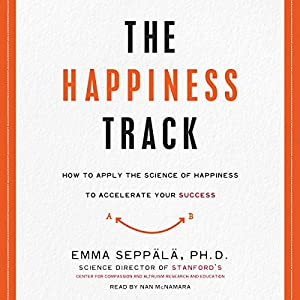 The Happiness Track Audiobook
