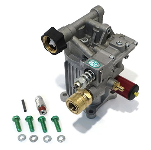 New PRESSURE WASHER PUMP KIT Replaces A14292 Fits Honda Excell FULL ONE YEAR WARRANTY - Includes thermal relief valve and engine shaft key (Excell 2500 Pressure Washer Parts compare prices)
