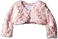 Bonnie Baby Baby-Girls Infant Faux Fur Jacket