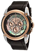 Mulco MW1-21160-022 Deep Scale Collection Black chronograph watch