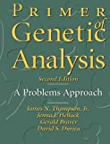 img - for Primer of Genetic Analysis: A Problems Approach by James N. Thompson Jr (1996-12-28) book / textbook / text book