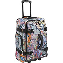 Athalon Luggage 21 Inch Hybrid Travelers Bag, Graffiti, One Size