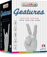 Cast & Paint Kit: Gestures