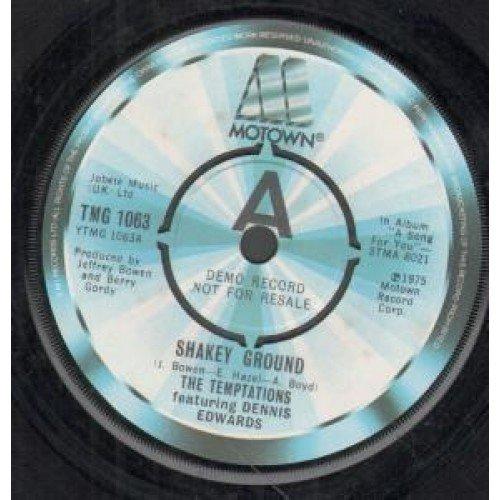 The Temptations - Shakey Ground - Zortam Music