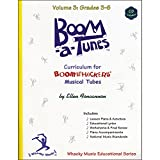 img - for Boom-a-TunesTM Curriculum, Volume 3 w/CD book / textbook / text book