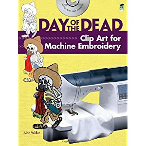 day of the dead clip art for