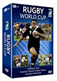 Rugby World Cup Collection: Greatest Tries, Greatest Upsets And Near Misses, Greatest Moments [DVD]
