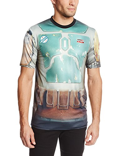 Star Wars Men'S It'S Boba, White Sublimated, Large