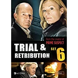 Trial & Retribution Set 6