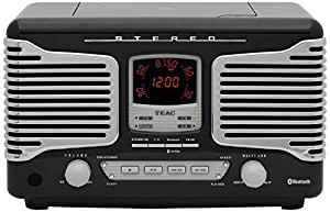 teac bluetooth micro hi fi cd player stereo sound system with sle. Black Bedroom Furniture Sets. Home Design Ideas
