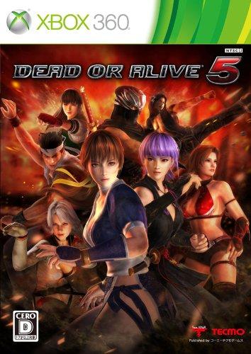 DEAD OR ALIVE 5 (通常版)