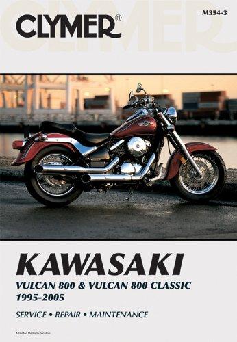 Kawasaki Vulcan 800 & Classic 95-05 front-390199