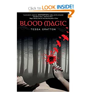 Blood Magic (The Blood Journals)
