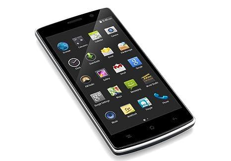 High-Tech Place Landov L200 Quad Band Smartphone - 5 Inch QHD IPS Screen, 1.3Ghz Quad Core CPU, 1GB RAM, Android 4.4, Dual SIM (Black)