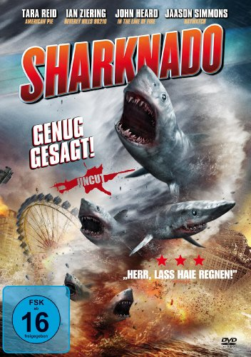 Sharknado [Alemania] [DVD]