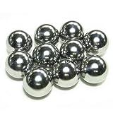 RKC : 鋼鉄球 スチールボール JIS規格 直径15mm 10個セット / 018