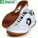 Desporte(デスポルチ) Campinas II (ds931-9394) 26.0 ホワイト/ネイビー/ゴールド