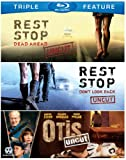 Rest Stop: Dead Ahead / Rest Stop: Dont Look Back / Otis (Triple Feature) [Blu-ray]