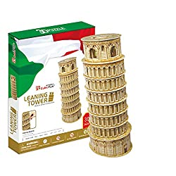 Frank Puzzles - Leaning Tower - 30 Pieces