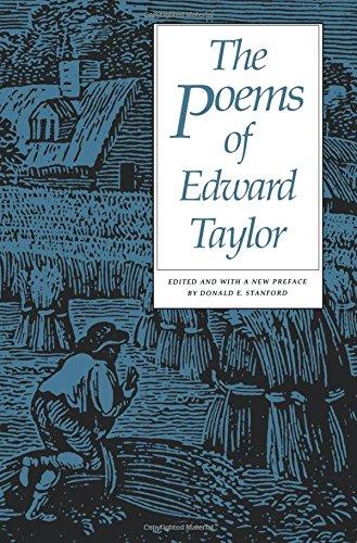 anne bradstreet and edward taylor essays