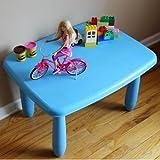 Blue Kid's Children's Table