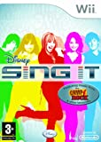 echange, troc Disney Sing It - Game Only (Wii) [import anglais]