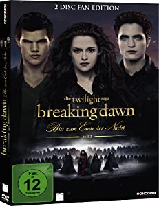Breaking Dawn - Bis(s) zum Ende der Nacht - Teil 2 (Fan Edition) [2 DVDs]