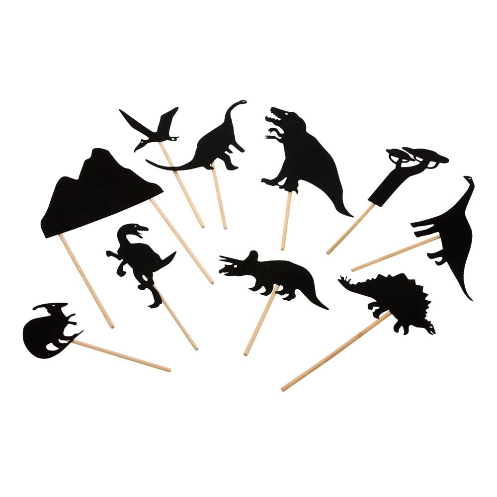 There are even some shadow puppets for purchase
