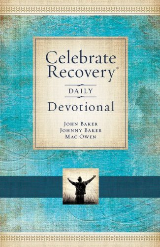 Celebrate Recovery Daily Devotional: 365 Devotionals PDF
