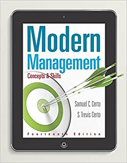Modern Management: Concepts And Skills Plus MyManagementLab With Pearson EText -- Access Card Package (14th Edition)