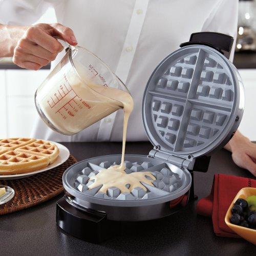 Oster Ckstwf1502 Eco Duraceramic Belgian Waffle Maker