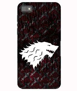 Astrode Game Of Thrones House Stark 03 Back Case For Blackberry Z10