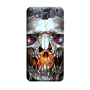 Ebby Premium Printed Mobile Back Case Cover With Full protection For Samsung J5 (Designer Case)