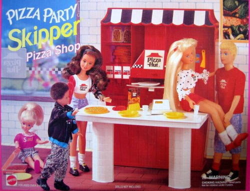 Pizza Hut in the 80s - Food and Drink -cooking, cuisine