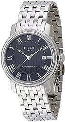 Tissot T0974071105300 T-Classic Mens Watch - Black Dial
